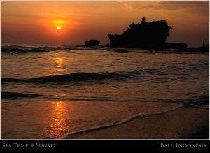 BALI SCENIC CULTURE MOUNTAIN SUNRISE OCEAN SUNSET RICE
