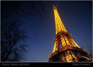 JUPITER & VENUS rom PARIS